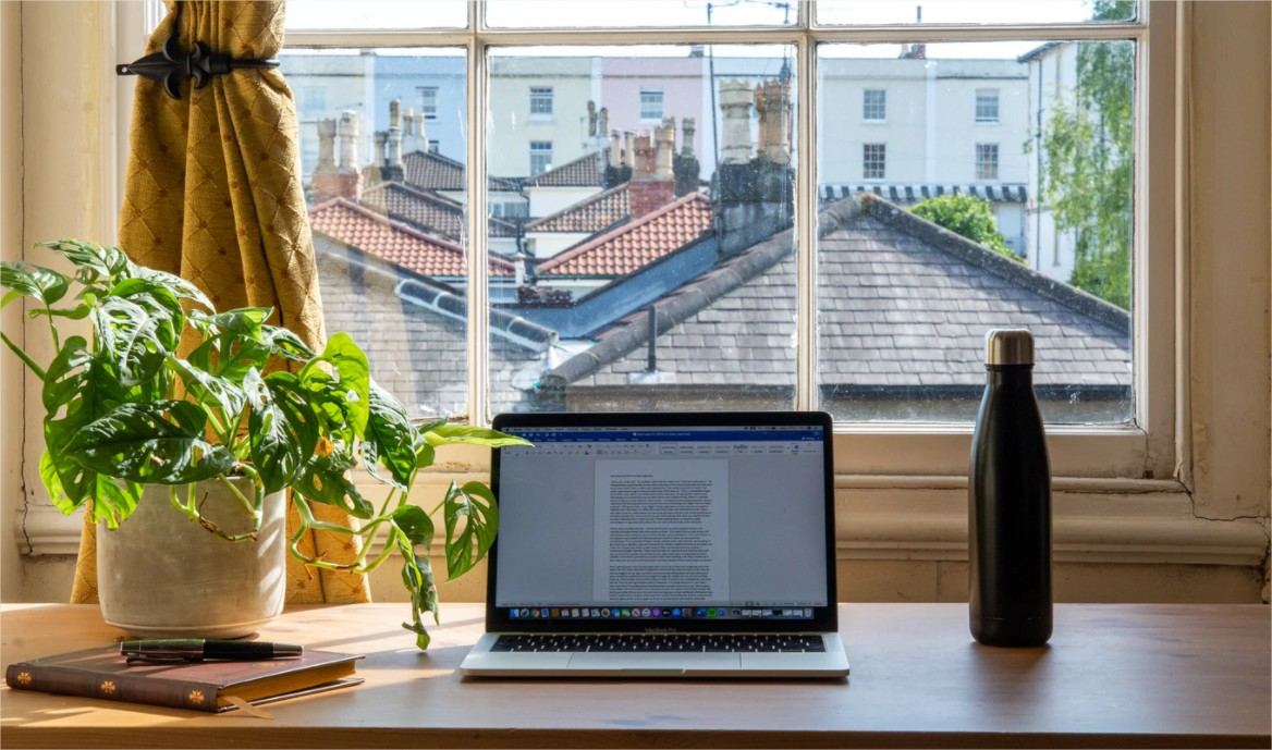 História do Home-office