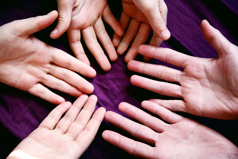 flexibilidade nos dedos