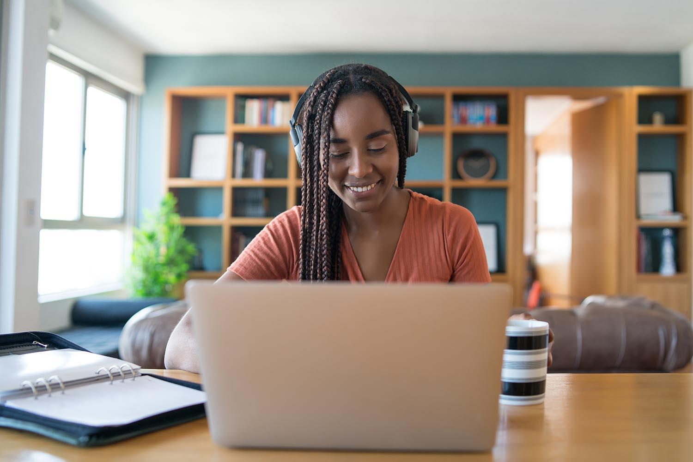 s principais necessidades para conseguir trabalhar em casa